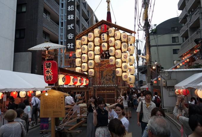 祇園祭2014 前祭宵山