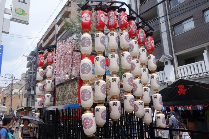 祇園祭 後祭宵山
