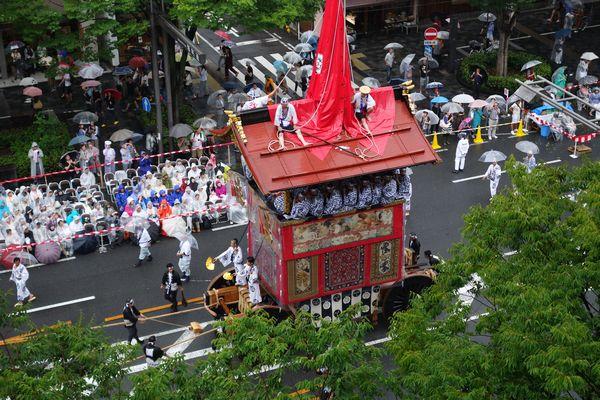 祇園祭 宵山や山鉾巡行の見どころ