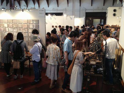 京都アートフリーマーケット2013秋