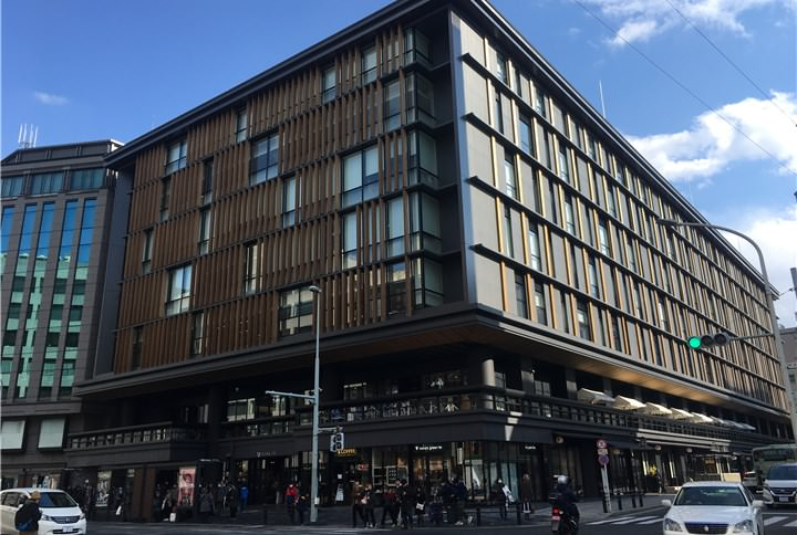 京都経済センター SUINA室町