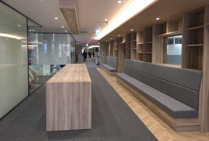 京都経済センター オフィススペース